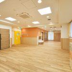 大田区高畑保育園:2F 保育室(2歳)
