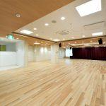 大田区高畑保育園:遊戯室・ランチルーム
