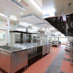 Y物産 湘南クッキングセンター:主調理室