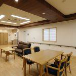 港南台7丁目認知症グループホーム:居間・食堂